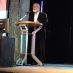 Notre invité d'honneur, l'auteur Alberto Manguel