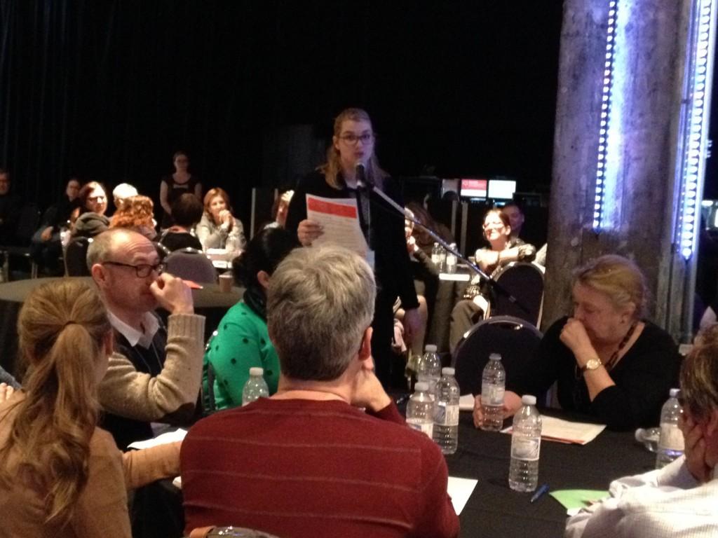 Atelier: Quelle place occupe la lecture sociale au Québec? Comment utiliser les réseaux sociaux  comme outils de promotion et d'encouragement à la lecture?