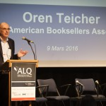Directeur de l'American Booksellers Association (ABA)