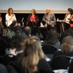 Catherine Lalonde, Geneviève Pettersen, Josée Lapointe, Raed Hammoud et Noémie Dansereau-Lavoie