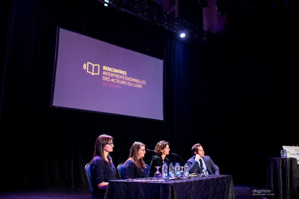 Judikaela Auffrédou, Gabrielle Madé et Stephanie Vecchione.