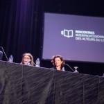 Judikaela Auffrédou, Gabrielle Madé et Stephanie Vecchione