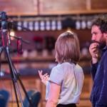 10e rencontre interprofessionnelle du livre (caméraman, Emiliano Bazan Montañez)